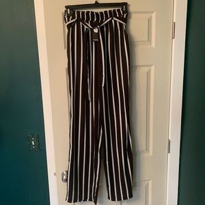 NWT Tall striped pants from ASOS